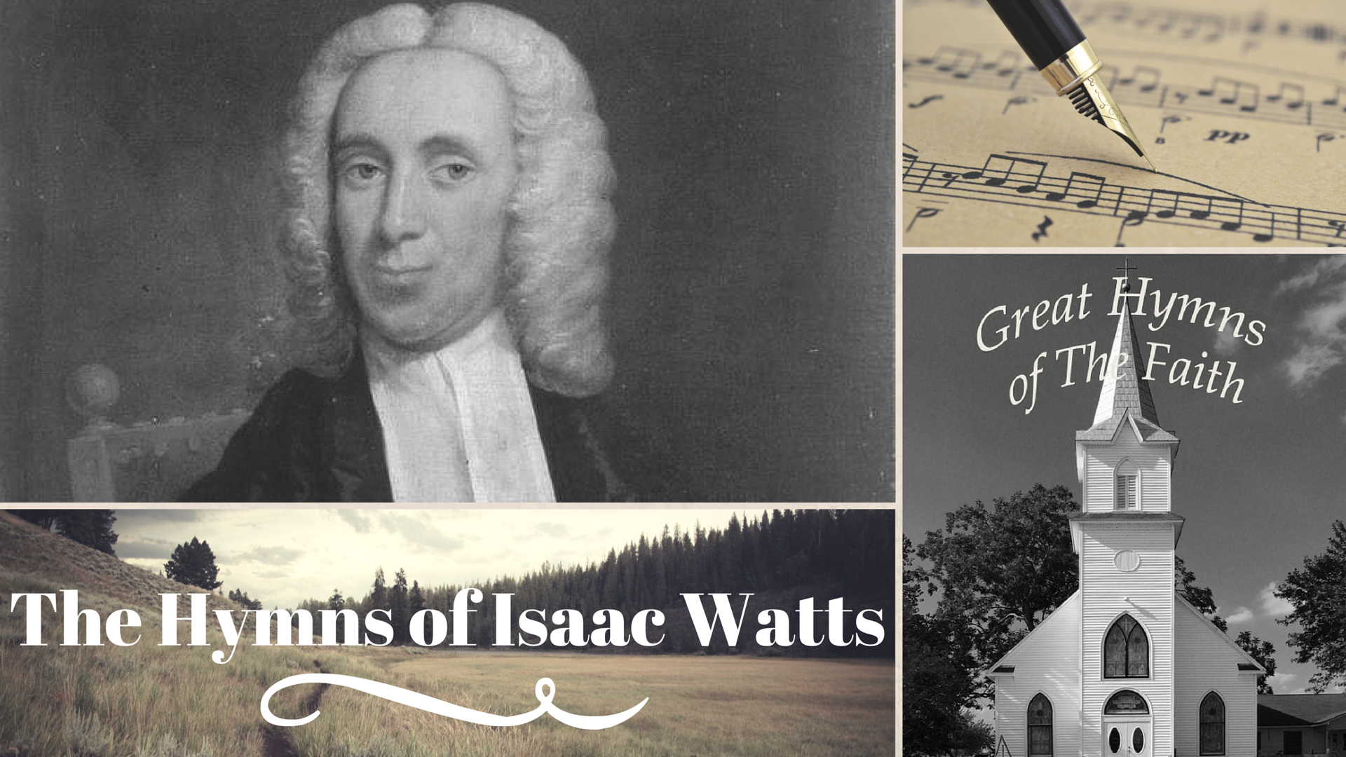 The Hymns of Isaac Watts